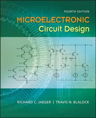 9780073380452: Microelectronic Circuit Design