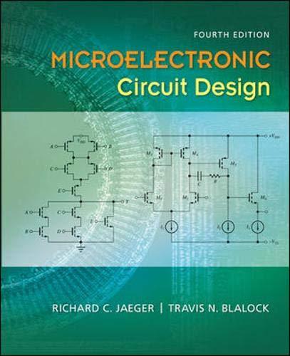 9780073380452: Microelectronic Circuit Design