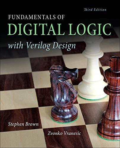 9780073380544: Fundamentals of Digital Logic with Verilog Design