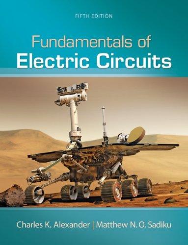 9780073380575: Fundamentals of Electric Circuits