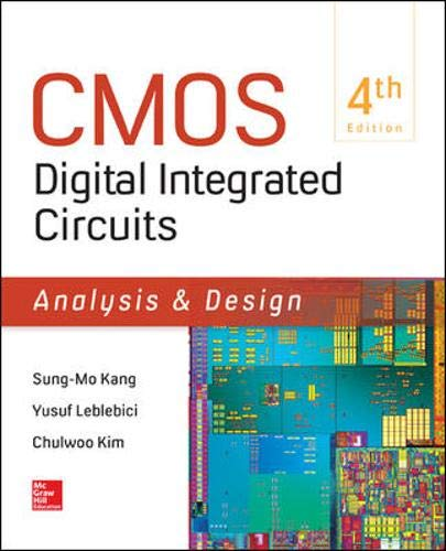 9780073380629: CMOS Digital Integrated Circuits Analysis & Design