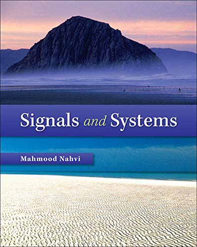 9780073380704: Signals & Systems