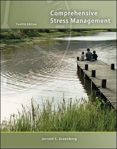 9780073380919: Comprehensive Stress Management