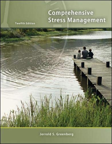 9780073380919: Comprehensive Stress Management