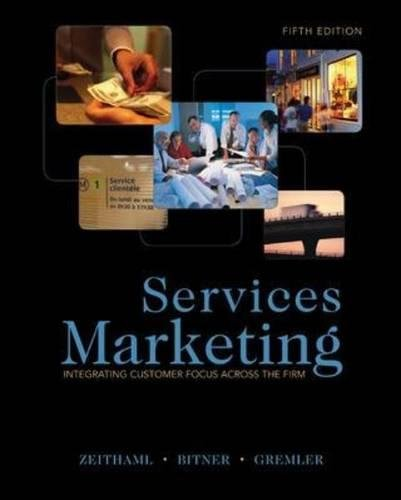 9780073380933: Services Marketing