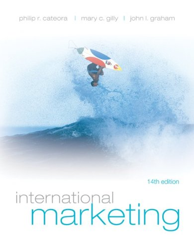 9780073380988: International Marketing