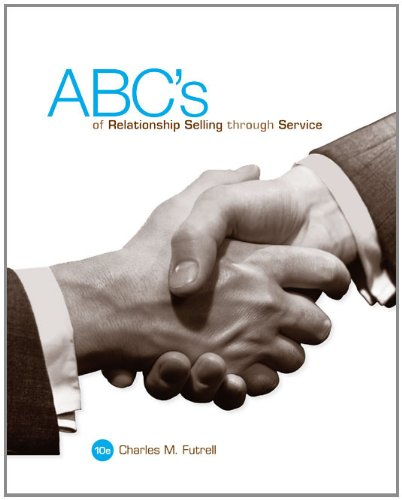 9780073380995: ABCs of Relationship Selling