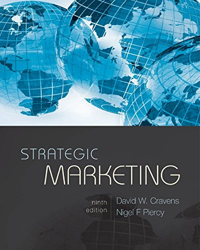 9780073381008: Strategic Marketing (Mcgraw Hill/Irwin Series in Marketing)