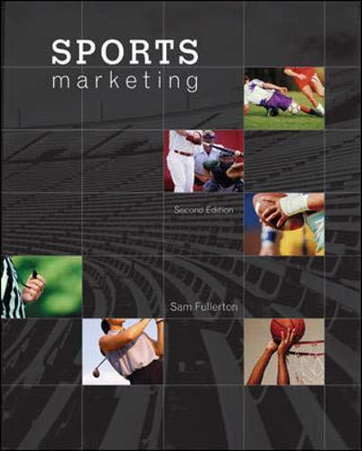 9780073381114: Sports Marketing