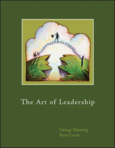 9780073381350: The Art of Leadership