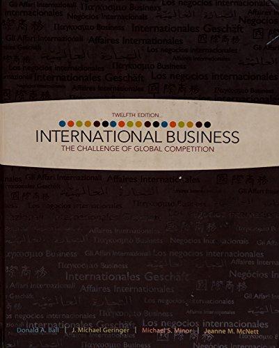 9780073381404: International Business