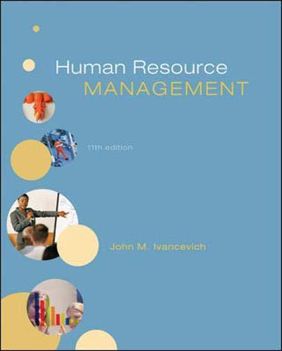 9780073381466: Human Resource Management