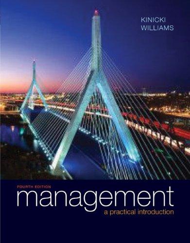 9780073381480: Management: A Practical Introduction