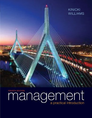 9780073381480: Management: A Practical Introduction
