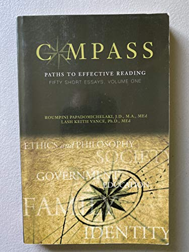 9780073381893: Compass: Paths to Effective Reading Fifty Short Essays