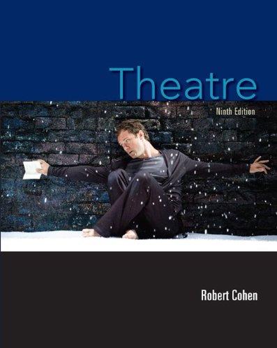 9780073382180: Theatre, 9th Edition