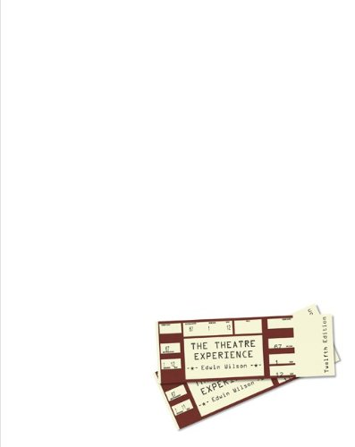 9780073382197: The Theatre Experience, 12th Edition