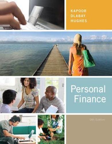 9780073382326: Personal Finance