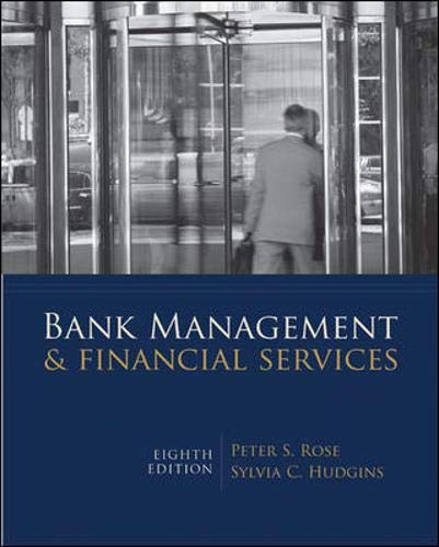 9780073382432: Bank Management & Financial Services (Finance, Insurance and Real Estate)
