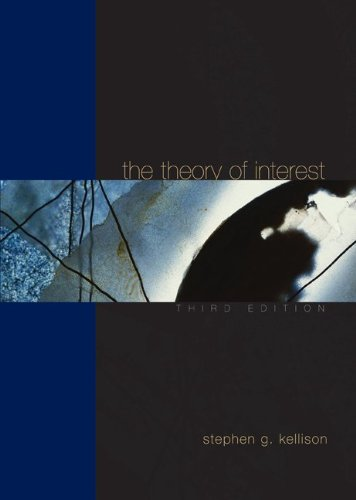 9780073382449: Theory of Interest