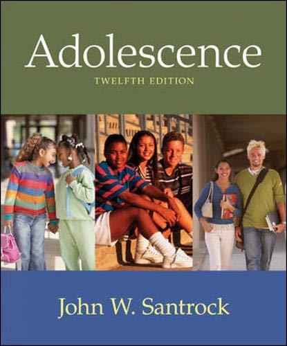 9780073382616: Adolescence