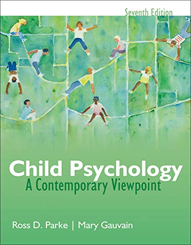 9780073382685: Child Psychology: A Contemporary View Point