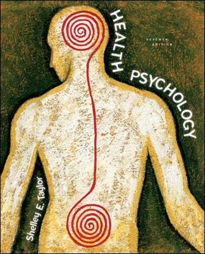 9780073382722: Health Psychology