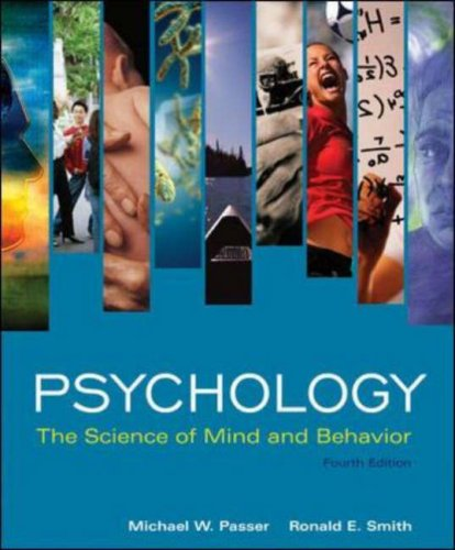 9780073382760: Psychology: The Science of Mind and Behavior
