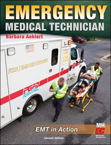 9780073382890: Emergency Medical Technician