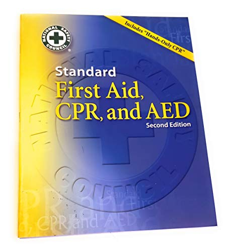 9780073382944: Standard First Aid, CPR and AED