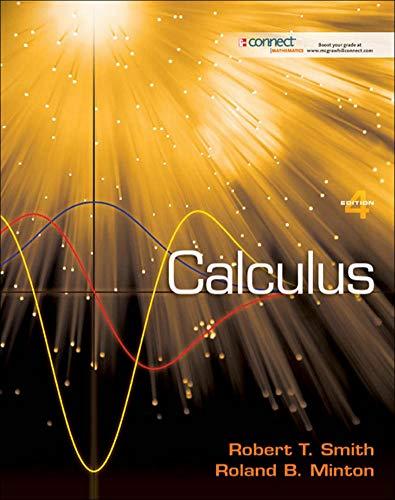 9780073383118: Calculus