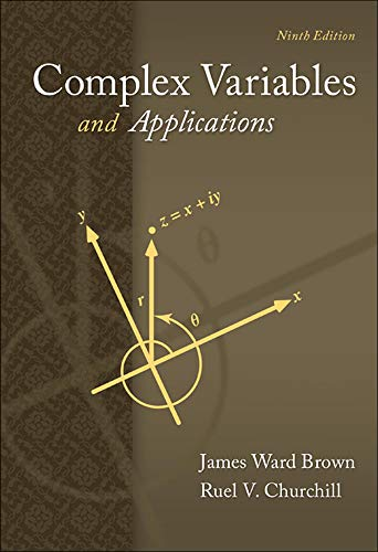 9780073383170: Complex Variables and Applications (Brown and Churchill)