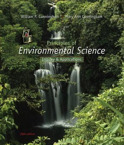 9780073383194: Principles of Environmental Science