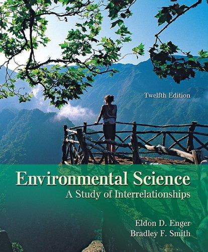 Environmental Science: Eldon Enger, Bradley
