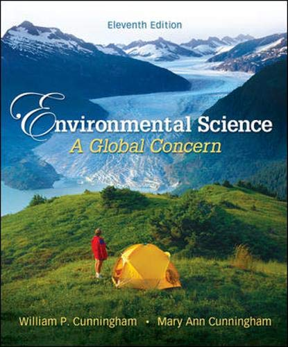 9780073383217: Environmental Science: A Global Concern