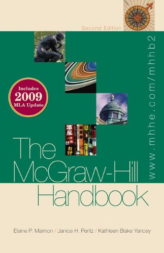 The McGraw-Hill Handbook: Janice Peritz; Elaine