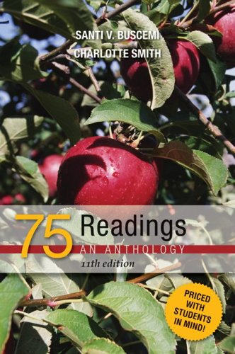 9780073383859: 75 Readings: An Anthology
