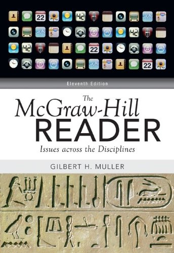 9780073383941: The McGraw-Hill Reader: Issues Across the Disciplines