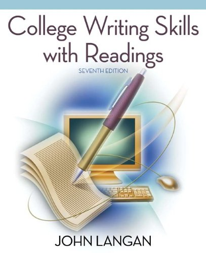 9780073384085: College Writing Skills with Readings