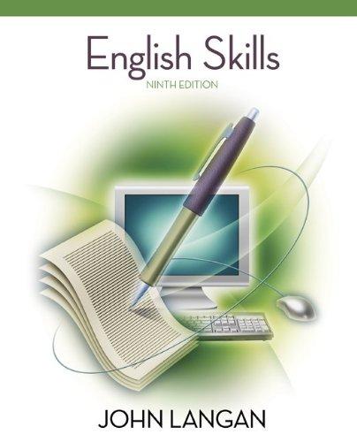 9780073384108: English Skills