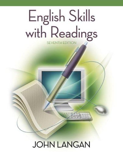 9780073384115: English Skills with Readings
