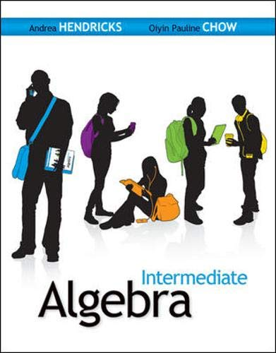 9780073384269: Intermediate Algebra