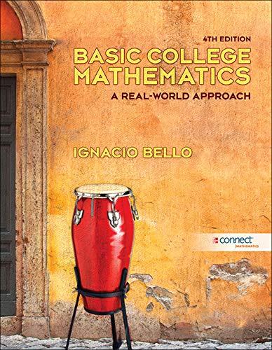 9780073384382: Basic College Mathematics