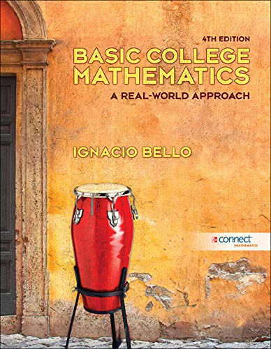 9780073384382: Basic College Mathematics