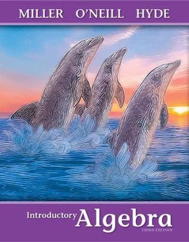 Introductory Algebra (Paperback): Julie Miller
