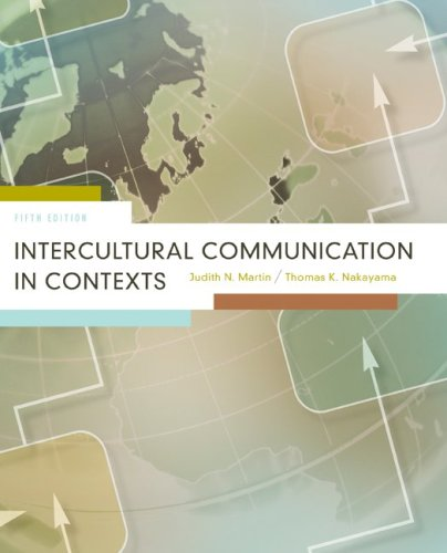 9780073385129: Intercultural Communication in Contexts
