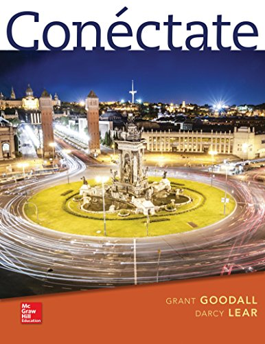 9780073385259: Conéctate: Introductory Spanish