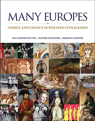 9780073385457: Many Europes: Choice and Chance in Western Civilization