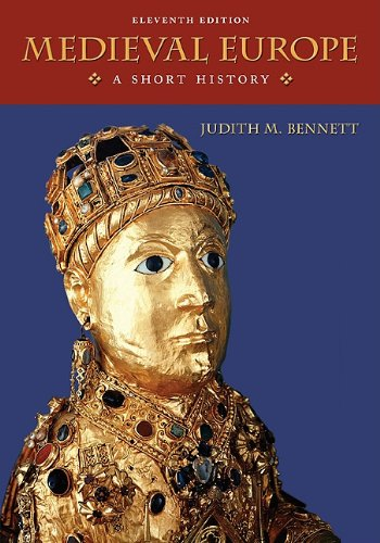 9780073385501: Medieval Europe: A Short History