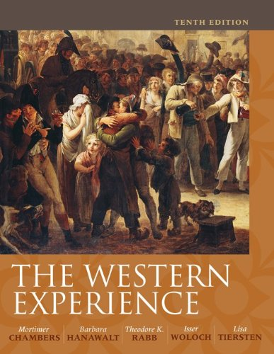 9780073385532: The Western Experience